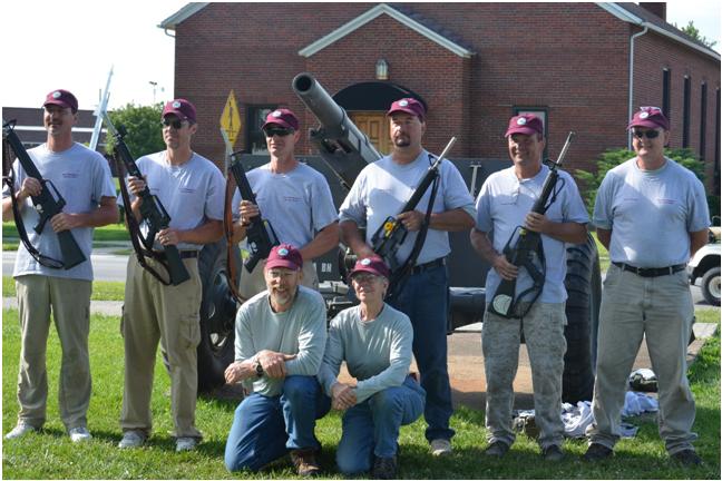 2013_GONH_Rifle_Team